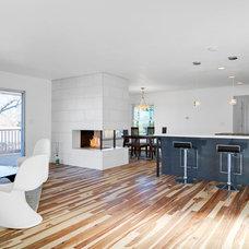 Modern Living Room by Work Shop Denver
