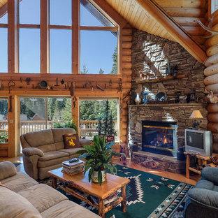 3310 - Log Cabin