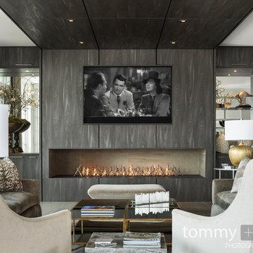 340 Pinegrove - Modern Luxury Home Interiors Photography
