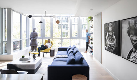 What Happens When a Maximalist and a Minimalist Live Together