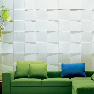 3d Wall Art Living Room Ideas Photos Houzz