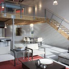 Modern Living Room by Kevin Bauman