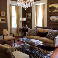 Traditional Living Room 43 Society Street