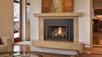430 Gas Fireplace Insert