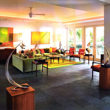 450 architects - Coral Gables Residence