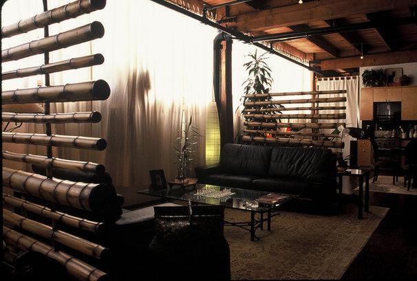 Contemporary Living Room by Bondanelli Design Group, Inc.