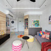 Houzz Tour: Creative Space-Planning ups the Game in This HDB Flat