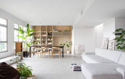 Houzz Tour: An Apartment That Feels Like a Bungalow