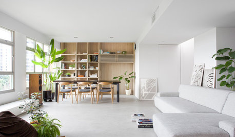 My Houzz: Designing a 5-Room Flat to Feel Like a Landed House