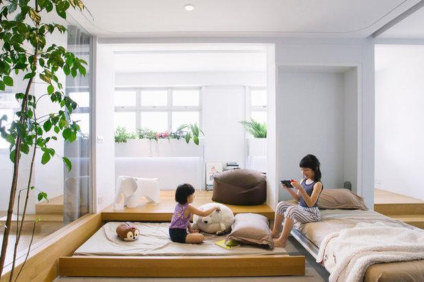 リビング by nitton architects