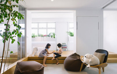 My Houzz: A Singaporean Apartment Designed to Feel Like a House