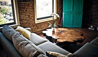 5 Thick Live Edge Maple Coffee Table Contact KC Custom Hardwoods