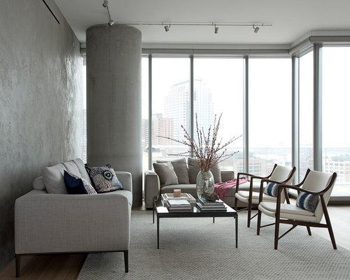 Contemporary Sitting Room Interior modern sitting room decorating ideas Saveemail Threshold Interiors