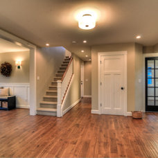 Traditional Living Room by TTM Development Company