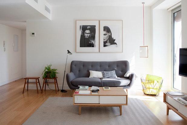 Contemporáneo Salón by 311 studio