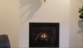 6000CLX Single Sided Gas Fireplace