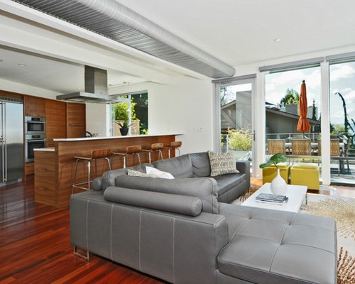 Leather Sectional Ideas, Pictures, Remodel And Decor