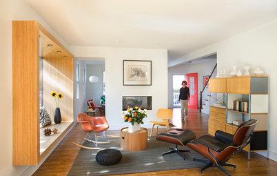 El balancín de los Eames: La silla perfecta para cualquier casa