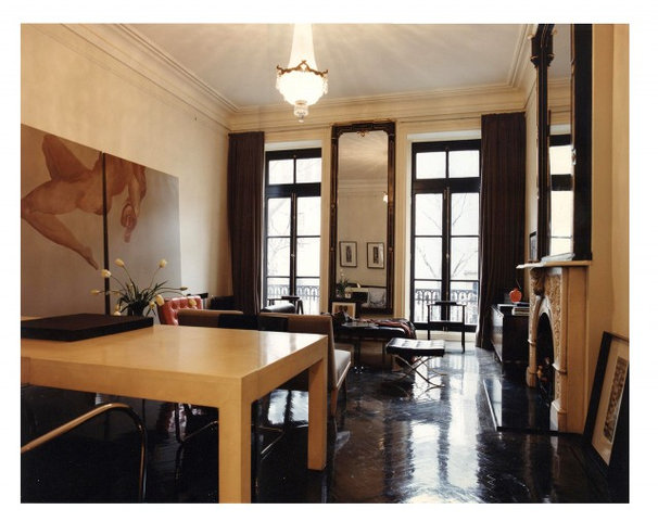 Contemporary Living Room by Mark Dodge Design