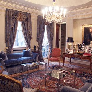 A 18th Century Inspired Salon