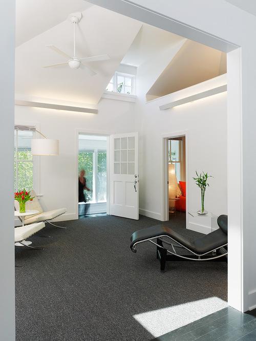 Dark Grey Carpet Living Room Design Inspirations