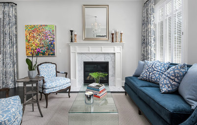 New This Week: 4 Fabulous Fireplace Focal Points