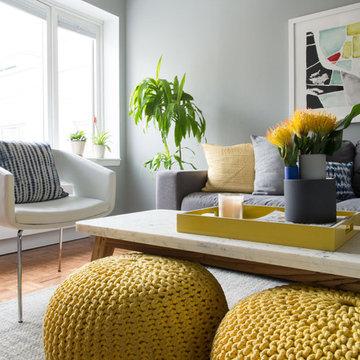 A Brooklyn two bedroom