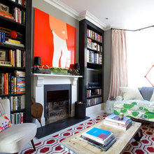 Decorating: 10 Ways to Update a Victorian Living Room