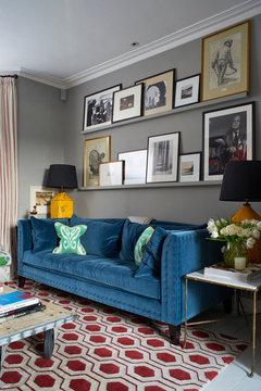Classy Modern Subtle Interior Design For The Fantasy Nerd