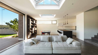 A DEFINED FAMILY SPACE FOR LUXURIOUS OPEN-PLAN LIVING