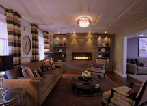 Where can I get the lovely stone on the fireplace?