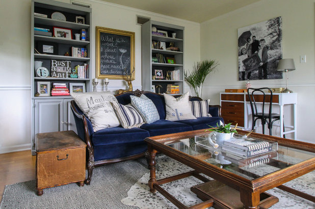 My Houzz Vintage Charm And DIY Style In Maryland Delectable Interior Design Maryland Style