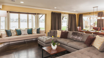A Lakeview Great Room