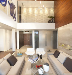 modern living room by DKOR Interiors Inc.- Interior Designers Miami, FL