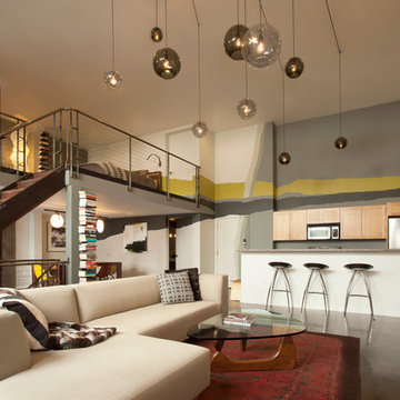 A Movie Theater from the 1920's is Converted into Lofts
