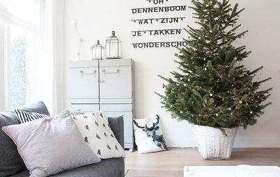 Houzz Call : À quoi ressemble votre sapin de Noël cette année ?