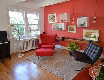 A Re(de)fined Living Space