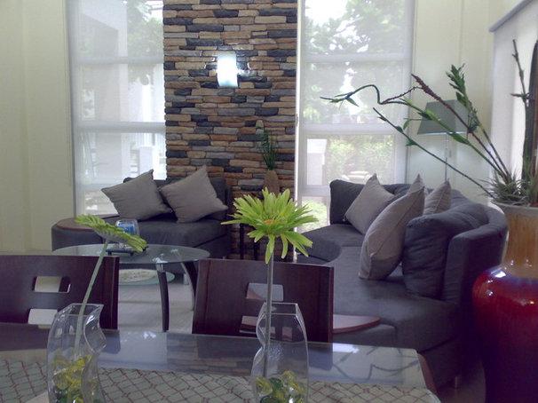 Asian Living Room A residential house at Xavier Estates Subdivision,Cagayan de Oro City
