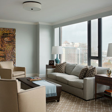 A Room With A View (Back Bay Penthouse)