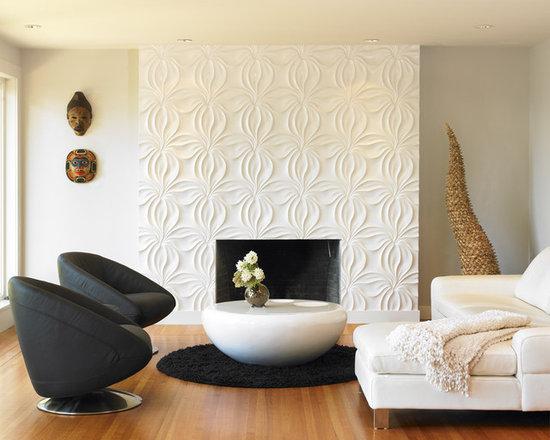 Beautiful Drywall Design Ideas Contemporary   Home Design Ideas .
