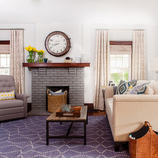A Surprise Design Makeover for a Pittsburgh Family Home
