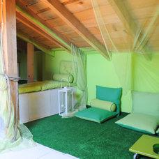Eclectic Living Room by Errikos Artdesign
