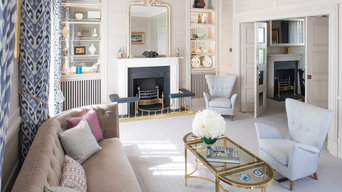 A Townhouse with Timeless Luxury