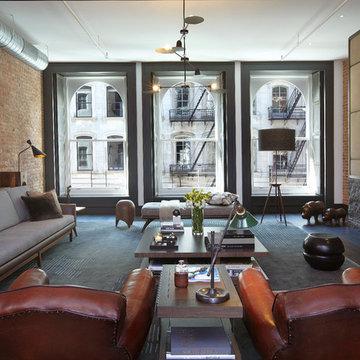 A Tribeca Loft