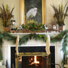 Winter Makeover: Naturally Beautiful Christmas Décor