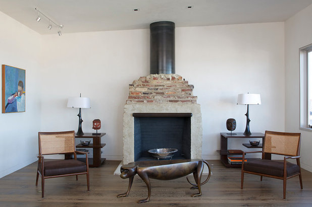 Contemporary Living Room by Butler Armsden Architects