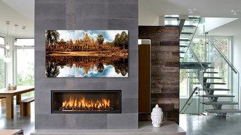 Aaron Chang Fine Art: Living Room - Angkor Wat