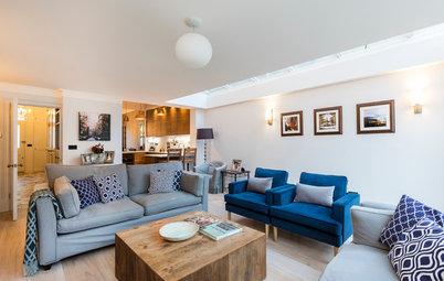 Houzz Tour: Smart Space Planning Enhances a London Terrace House