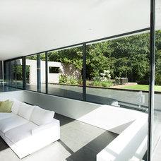 Modern Living Room by AR Design Studio Ltd
