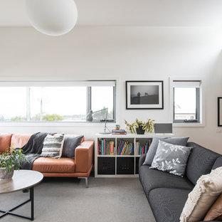 Abels House - living room